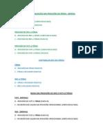 Contabilização das Provisões de Férias e 13º Salário