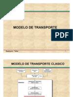 Demanda de Transporte Clase 4