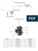 PowerPro Gas Engine 2.5 Parts List