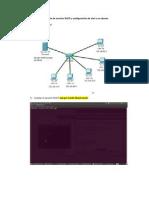 Instalación de servicio DHCP y configuración de vlan en ubuntu