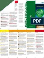 Folder Matriz Educacional