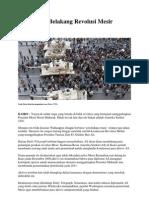 Amerika Di Belakang Revolusi Mesir