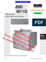 Midmark M9-M11 - Service Manual