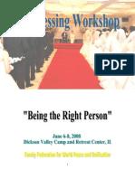 Updated Blessing Workshop Chicago)