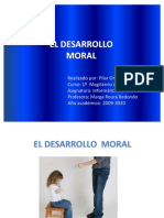 Desarrollo Moral de Kohlberg