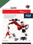 TI Audio Guide