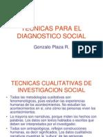Tecnicas Para El Diagnostico Social
