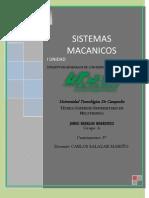 CONCEPTOS GENERALES DE LOS SISTEMAS MECÁNICOS