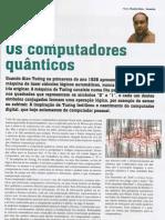 ArtigoBiT - Computadores Quanticos