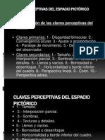 CLAVES PERCEPTIVAS DEL ESPACIO PICTÓRICO2