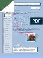 November ,2011 Newsletter