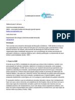 A centralidade do planejamento na elaboração de material didático PARA EAD