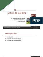MKT - Semana 02 - Entorno Del Marketing