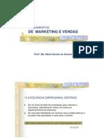 fund de mrkt e vendas Profª. Ms. Maria Gorete do Amaral Gedoz 2004