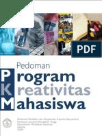 Panduan PKM 2009