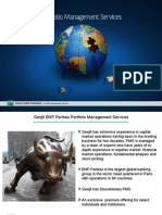 Geojit BNP Paribas-Portfolio Management Service