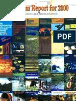 Program Report for 2000