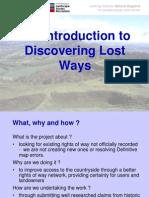 DLW Presentation April 06