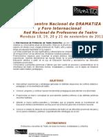 ion XI Encuentro_Dramatiza