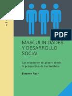 Masculinidades (UNICEF)
