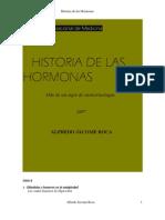 Libro-historia de Las Hormonas