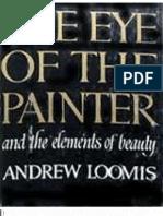 Loomis Eye of Painter