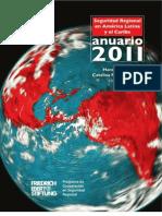 Anuario Seguridad Regional 2011