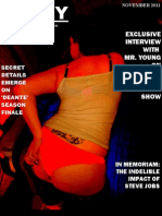 Saucy Magazine November 2011