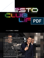 Club Life, Vol. 1 Las Vegas - Bonus Booklet