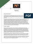 n2 pregnancy training guidelines