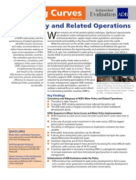 Water Policy and Related Operations