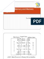 Lecture 4 -Computer Memory and Memory Types