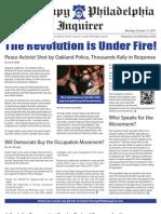 Occupy Philadelphia Inquirer 3.0
