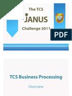 The Tcs Janus Challenge 2011_1319042633