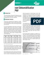 1-TB - Refrigerant Dehumidification Technology