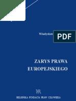 WladyslawCzaplinskiZarysPrawaEuropejskiego