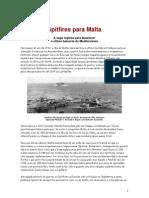 Spitfires Para Malta