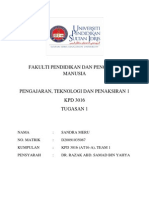 Tugasan 1 - KPD 3016