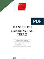 Manuel Du Candidat Au Tefaq