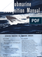 Submarine Recognition Guide