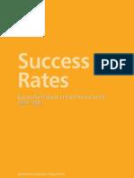 Success Rates Finance