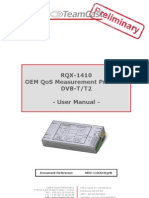 User Manual RQX-1410-Preliminary - B