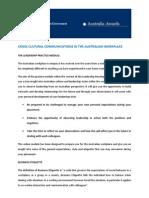 2a. LDP Cross Cultural Communications Module