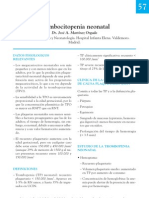 trombopenia
