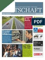 Die Wirtschaft 4. November 2011