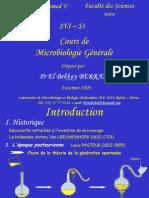 Microbiologie Cour DeS3 - SVI