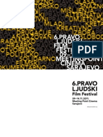 6th Pravo Ljudski Film Festival Catalogue