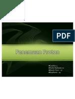 Penemuan Proton (1)