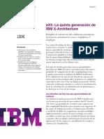 La quinta generación de IBM X