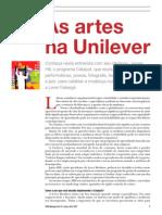 As Artes Na Unilever
